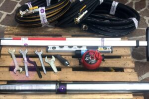 Pribor i oprema za rakete HP